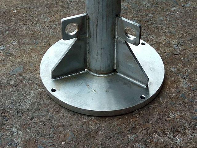 奉化铝材焊接加工